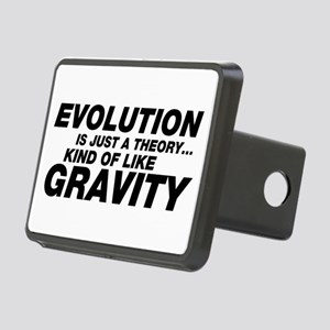 Evolution Just a Theory Rectangular Hitch Cover