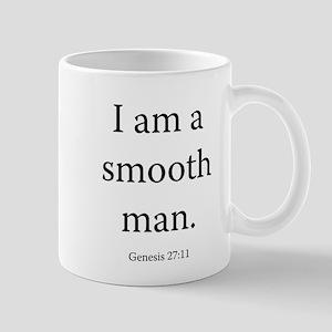 Genesis 27:11 Mug