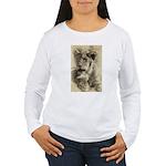 The Pose Women's Long Sleeve T-Shirt