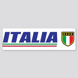 Italia Sticker (Bumper)