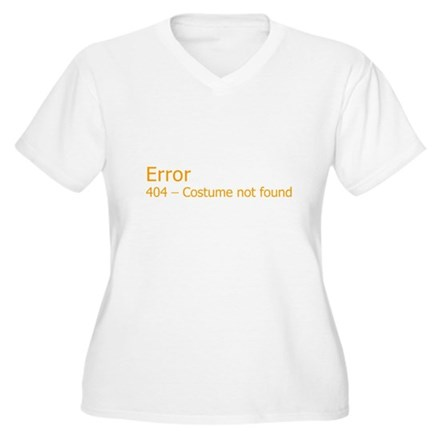 Costume Not Found T-Shirt