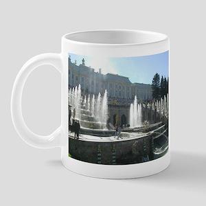 Peterhof Palace Mug