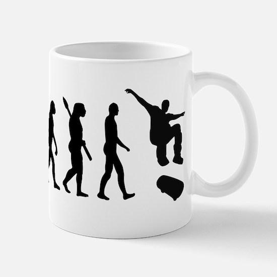 Evolution Skateboarding Mug