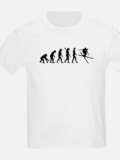 Evolution Ski T-Shirt