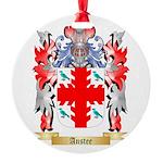 Anstee 2 Round Ornament