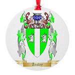 Anstey Round Ornament