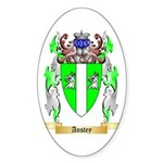 Anstey Sticker (Oval 10 pk)