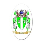 Anstey 20x12 Oval Wall Decal