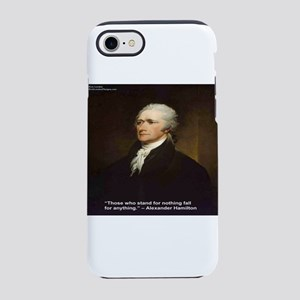 Alexander Hamilton & Fall For Iphone 7 Tough C