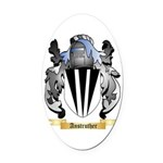 Anstruther Oval Car Magnet