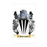 Anstruther Sticker (Rectangle 10 pk)