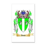 Ansty Rectangle Car Magnet