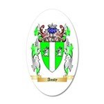 Ansty 20x12 Oval Wall Decal