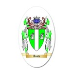 Ansty 35x21 Oval Wall Decal