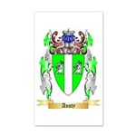 Ansty 35x21 Wall Decal