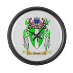 Ansty Large Wall Clock