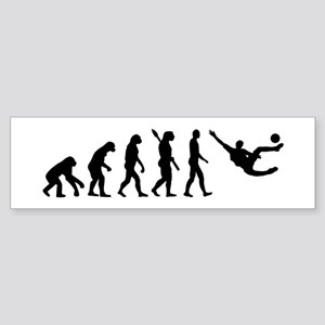 Evolution soccer Sticker (Bumper)