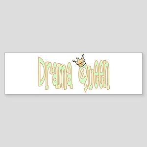 Grover Graphics - Drama Queen Bumper Sticker