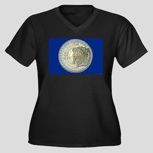 New Hampshire Quarter 2000 Plus Size T-Shirt