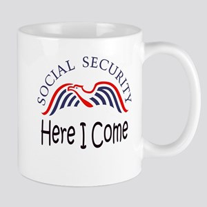 SS Here I Come Mug