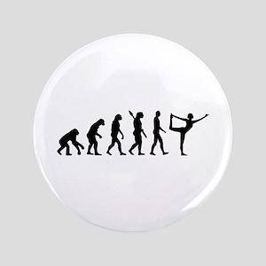 "Evolution Yoga 3.5"" Button"