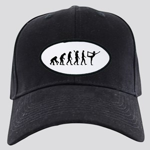 Evolution Yoga Black Cap