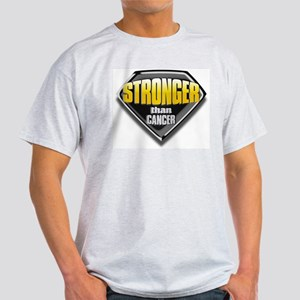 Stronger than cancer Light T-Shirt