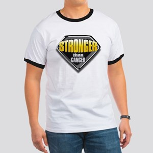 Stronger than cancer Ringer T