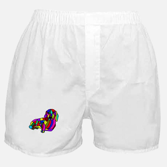 Pretty Colored Dox 2 Boxer Shorts
