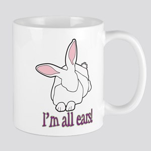White Rabbit - I'm all Ears Mug