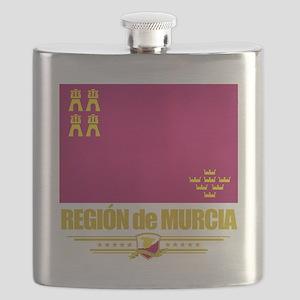 Murcia (Flag 10) Flask