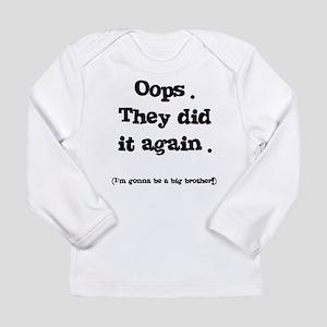 oopsbrother Long Sleeve T-Shirt