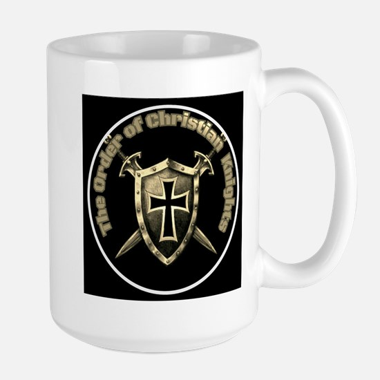 The Order of Christian Knights (Official Logo) Lar