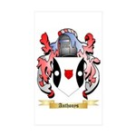 Anthonys Sticker (Rectangle 50 pk)
