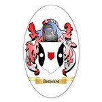 Anthonys Sticker (Oval 10 pk)