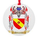 Antognoni Round Ornament