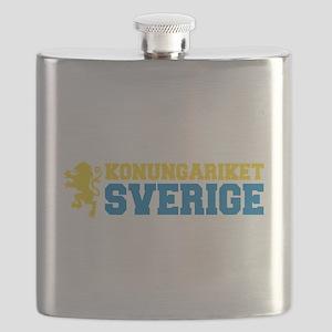 Sweden 3 Flask