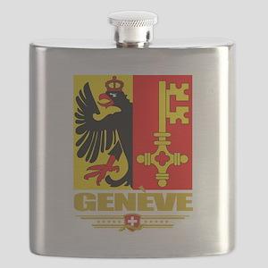 Geneva (Flag 10) Flask