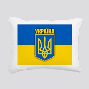 Ukraine 2 Rectangular Canvas Pillow
