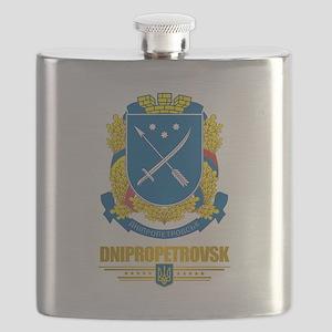 Dnipropetrovsk COA 2 Flask