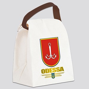Odessa COA 2 Canvas Lunch Bag