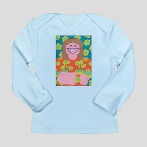 Braces Long Sleeve Infant T-Shirt