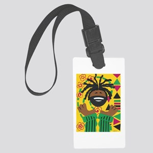 The Storyteller Large Luggage Tag