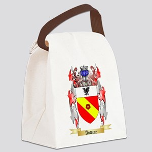 Antoine Canvas Lunch Bag