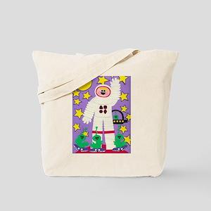 Spaceboy Tote Bag