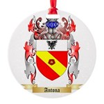 Antona Round Ornament