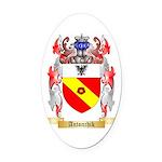 Antonchik Oval Car Magnet