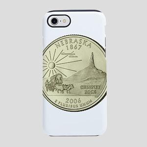 Nebraska Quarter 2006 Basic iPhone 7 Tough Case