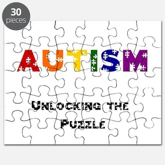 """""""Unlocking the Puzzle"""" Puzzle"""