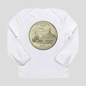 Nebraska Quarter 2006 Basic Long Sleeve T-Shirt